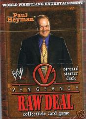 Vengeance - By Any Means Necessary Edition, Paul Heyman