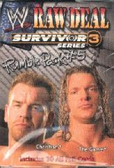 Survivor Series 3 - Rumble Pack #5