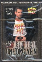 "Unforgiven - ""Rowdy"" Roddy Piper"