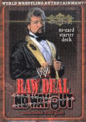No Way Out - Million Dollar Man, Ted DiBiase
