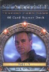 SG-1 - Jack O'Neil Starter Deck