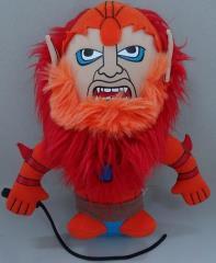 Super Deformed Plush - Beast Man