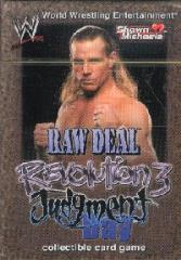 Revolution 3 - Judgment Day, Shawn Michaels