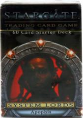 System Lords - Apophis Starter Deck