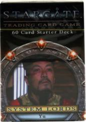 System Lords - Yu Starter Deck