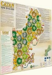 Catan Geographies - New England