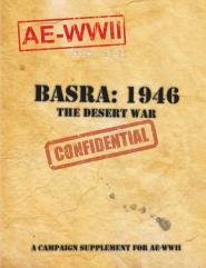 Basra - 1946, The Desert War