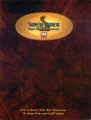 Sidewinder - Wild West Adventure