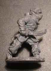 Desert Raider w/Sword