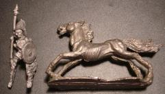 Skeleton Rider on Hell Horse
