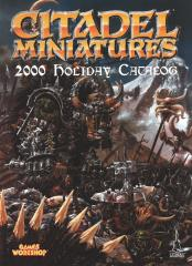 Citadel Miniatures Catalog Holiday 2000