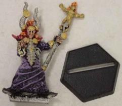 Slagroth Vilestaff - Chaos Sorcerer