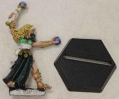 Veiled Wood Elf Sorceress