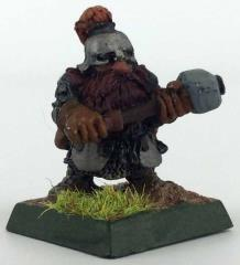 Norse Dwarf Fighter #1