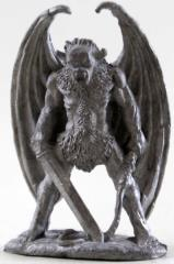 Winged Demon w/Sword & Whip #1