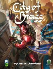 City of Brass (Swords & Wizardry)