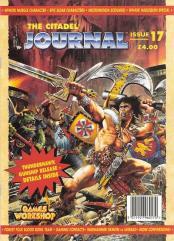"#17 ""Epic Eldar Characters, Necromunda Scenario, Warhammer 40K Harlequin Special"""