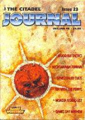 "#23 ""Wood Elf Tactics, Necromunda Terrain, Genestealer Cults"""