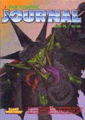 "#26 ""Kislevite Shaman Character for Warhammer Quest"""