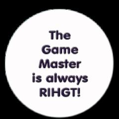 Game Master is Always Rihgt!, The