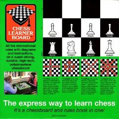 Chess Learner Board