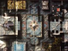 Double-Sided Map - Crime Lord's Palace/Pirate's Moon (NW)