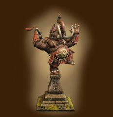 Samurai Mammoth