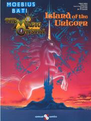 Magic Crystal, The #2 - Island of the Unicorn