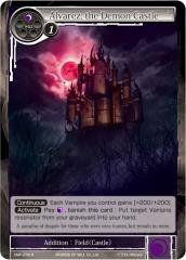 Alvarez, the Demon Castle (R) (Foil)