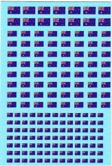 Australian Flag (1:285)