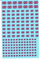 Union Jack British Flag (1:285)