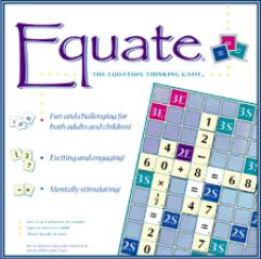 Equate - The Equation Thinking Game