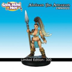 Ainiaan the Amazon (Resin) (Limited Edition)