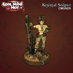 Krystal Sniper (Limited Edition)