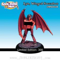 Lyn - Winged Succubus (Resin) (Limited Edition)