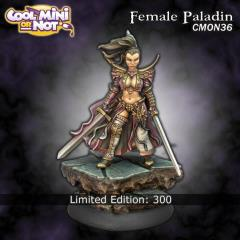 Female Paladin (Limited Edition)