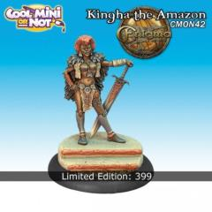 Kingha the Amazon (Limited Edition)