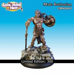 Male Barbarian (Limited Edition)