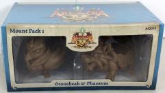 Mount Pack #1 - Stonebeak & Phantom