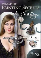 Miniature Painting Secrets w/Natalya (4-DVD)