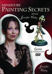 Miniature Painting Secrets w/Jennifer Haley (2-DVD)