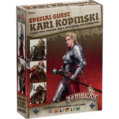 Special Guest Box - Karl Kopinski