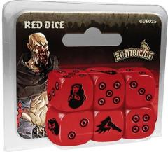Dice - Red (6)