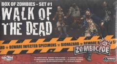 Box of Zombies #1 - Walk of the Dead 1