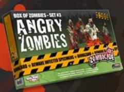 Box of Zombies #3 - Angry Zombies