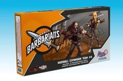 Expansion Team #4 - Samaria Barbarians