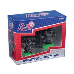 Ringers Pack #2 - Apocalypse and Hoots Mon