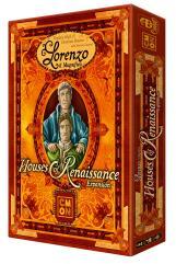 Lorenzo il Magnifico - Houses of Renaissance Expansion