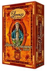 Lorenzo il Mangifico - Houses of Renaissance Expansion