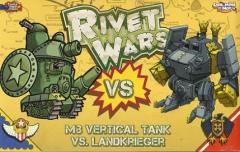 M3 Vertical Tank vs. Landkrieger (Kickstarter Exclusive)